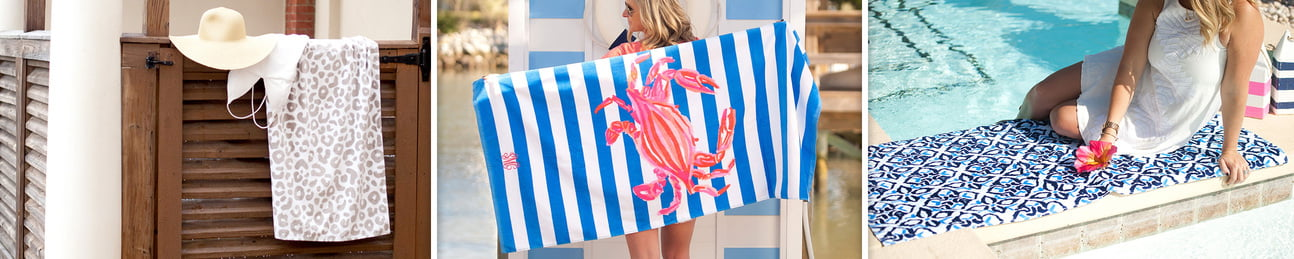 Beach Towels - Catalina Collection