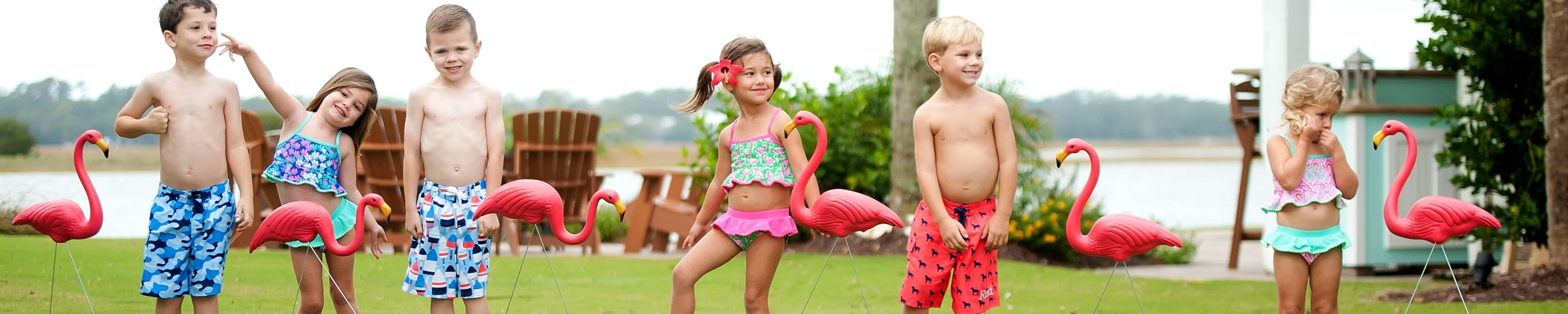 Wholesale Kids' Swim Trunks