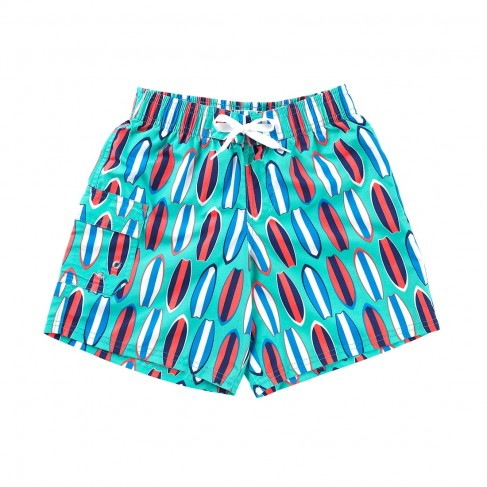 Wave Rider Boys' Swim Trunks