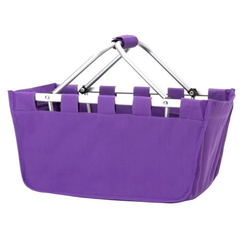 Purple Market Tote