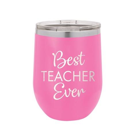 Best Teacher 12 oz Tumbler
