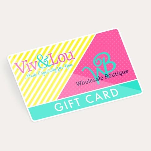 WB Gift Card