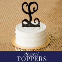 Dessert Toppers